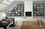 Scrate Home Bookcase